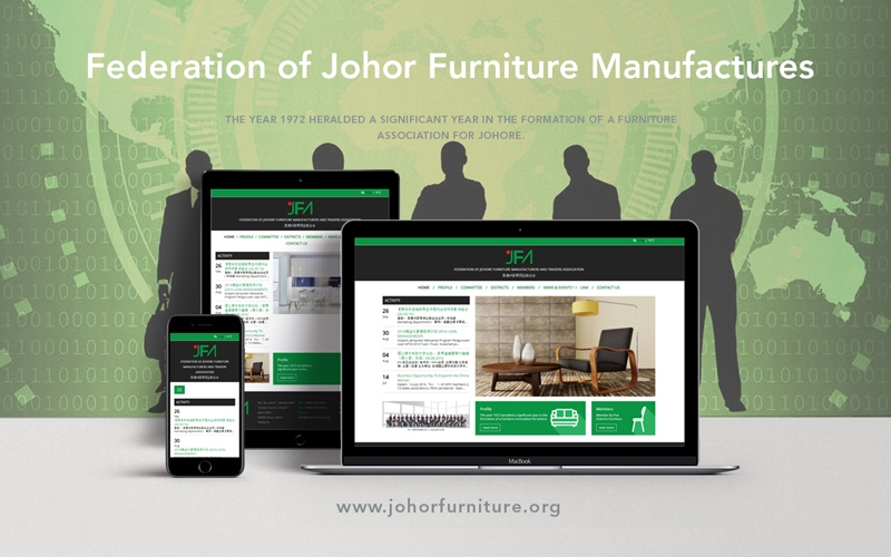 "<a href=""http://welcome.johorfurniture.org"" target=""_blank"">Federation of Johor Furniture Manufactures and Traders Association</a>"