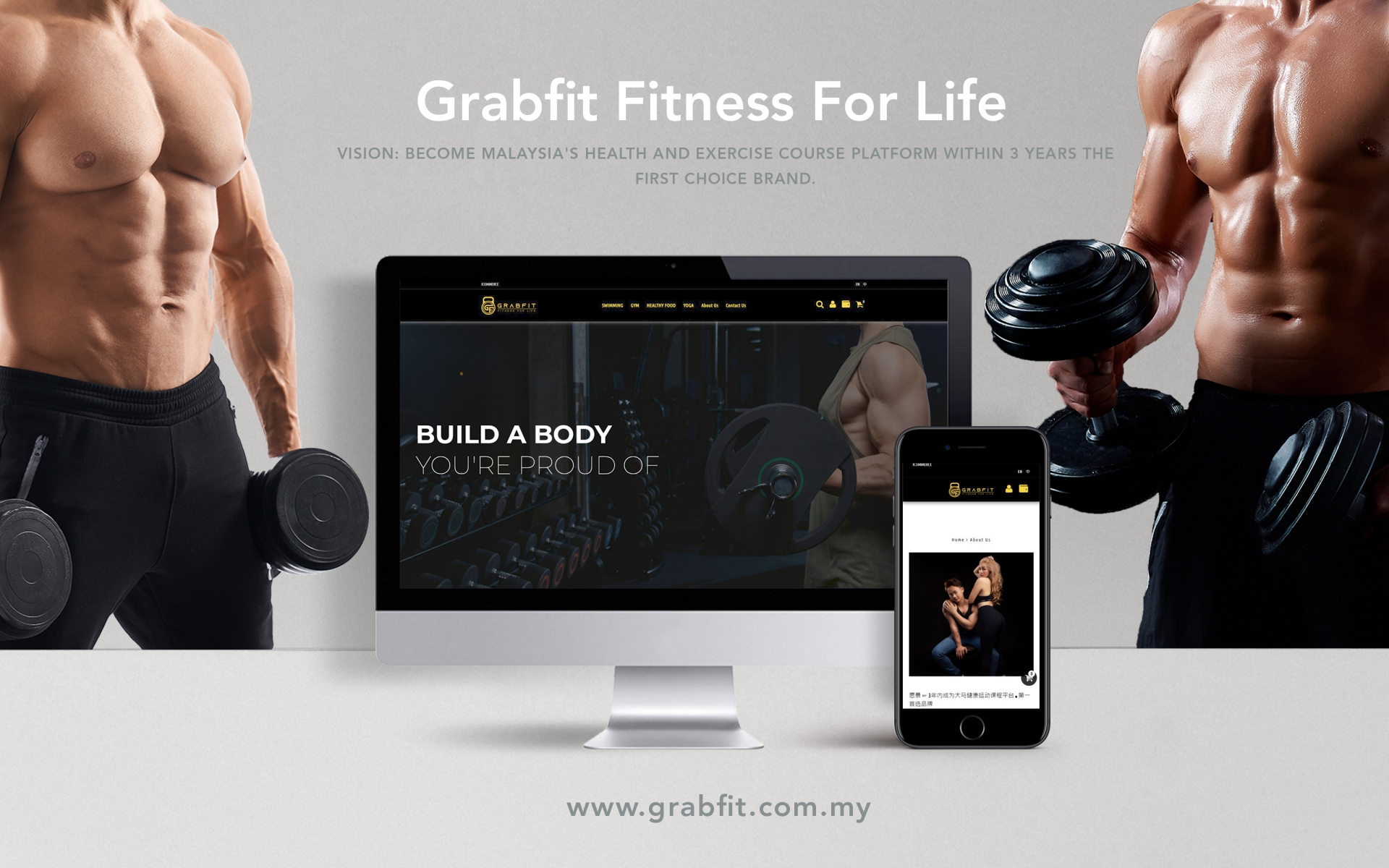 "<a href=""http://grabfit.com.my"" target=""_blank"">Grbfit Fitness For Life</a>"