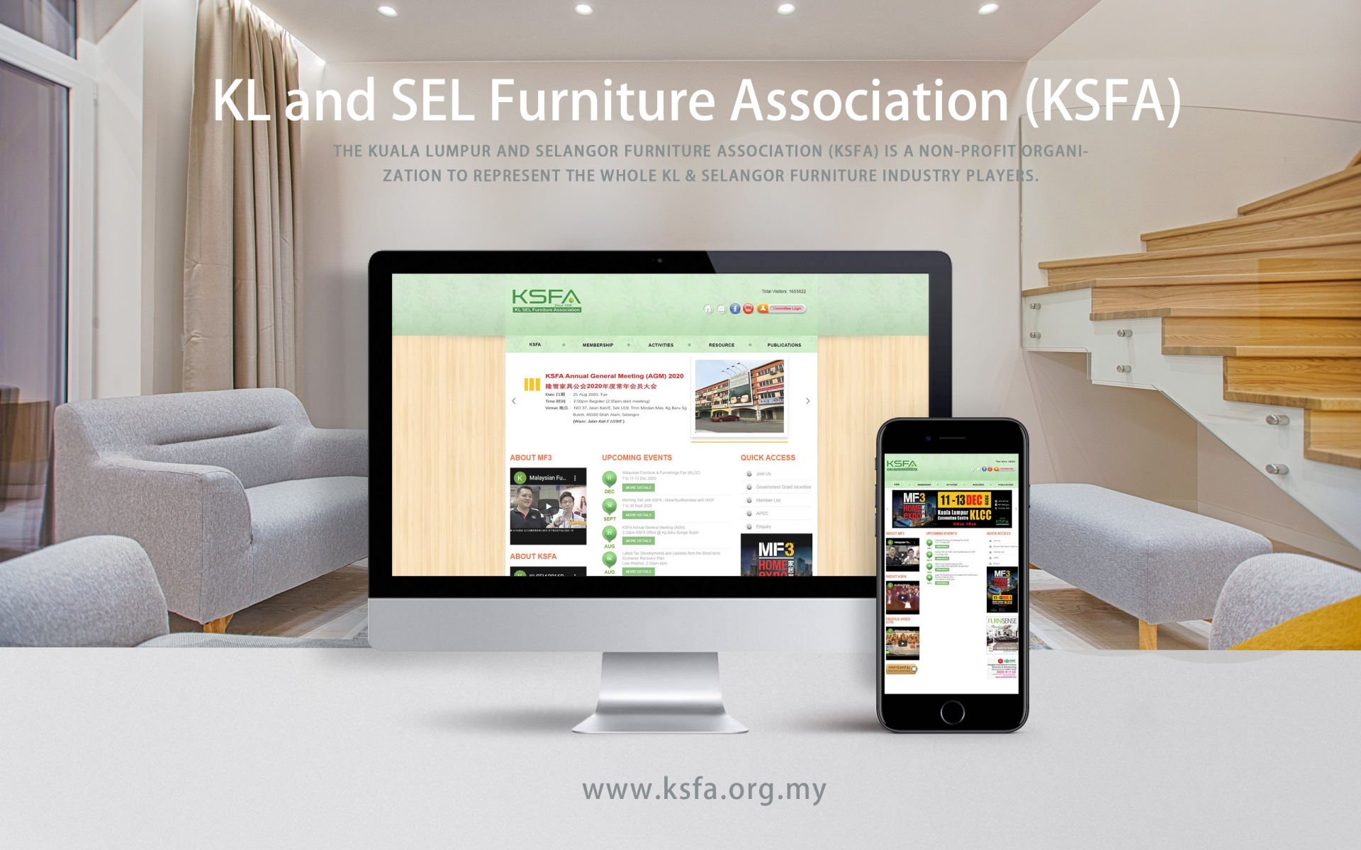 "<a href=""http://welcome.ksfa.org.my"" target=""_blank"">Kuala Lumpur and Selangor Furniture Association (KSFA)</a>"