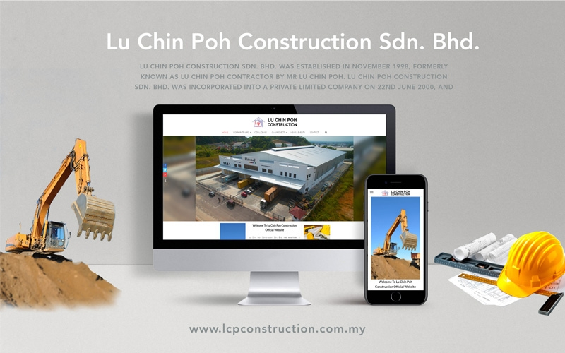 "<a href=""http://welcome.lcpconstruction.com.my"" target=""_blank"">Lu Chin Poh Construction Sdn. Bhd.</a>"