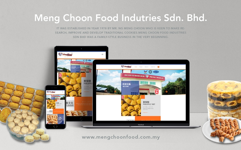 "<a href=""http://mengchoonfood.com.my"" target=""_blank"">MENG CHOON  Food Indutries Sdn. Bhd</a>"