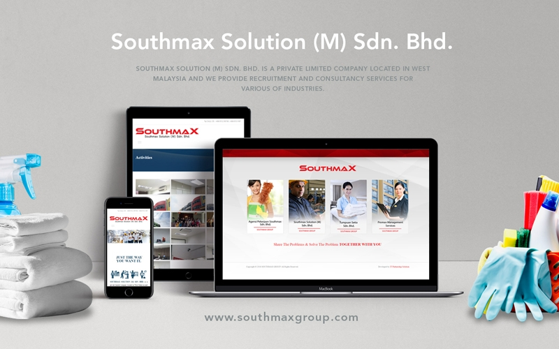 "<a href=""http://welcome.southmaxgroup.com"" target=""_blank"">Southmax Solution (M) Sdn. Bhd.</a>"