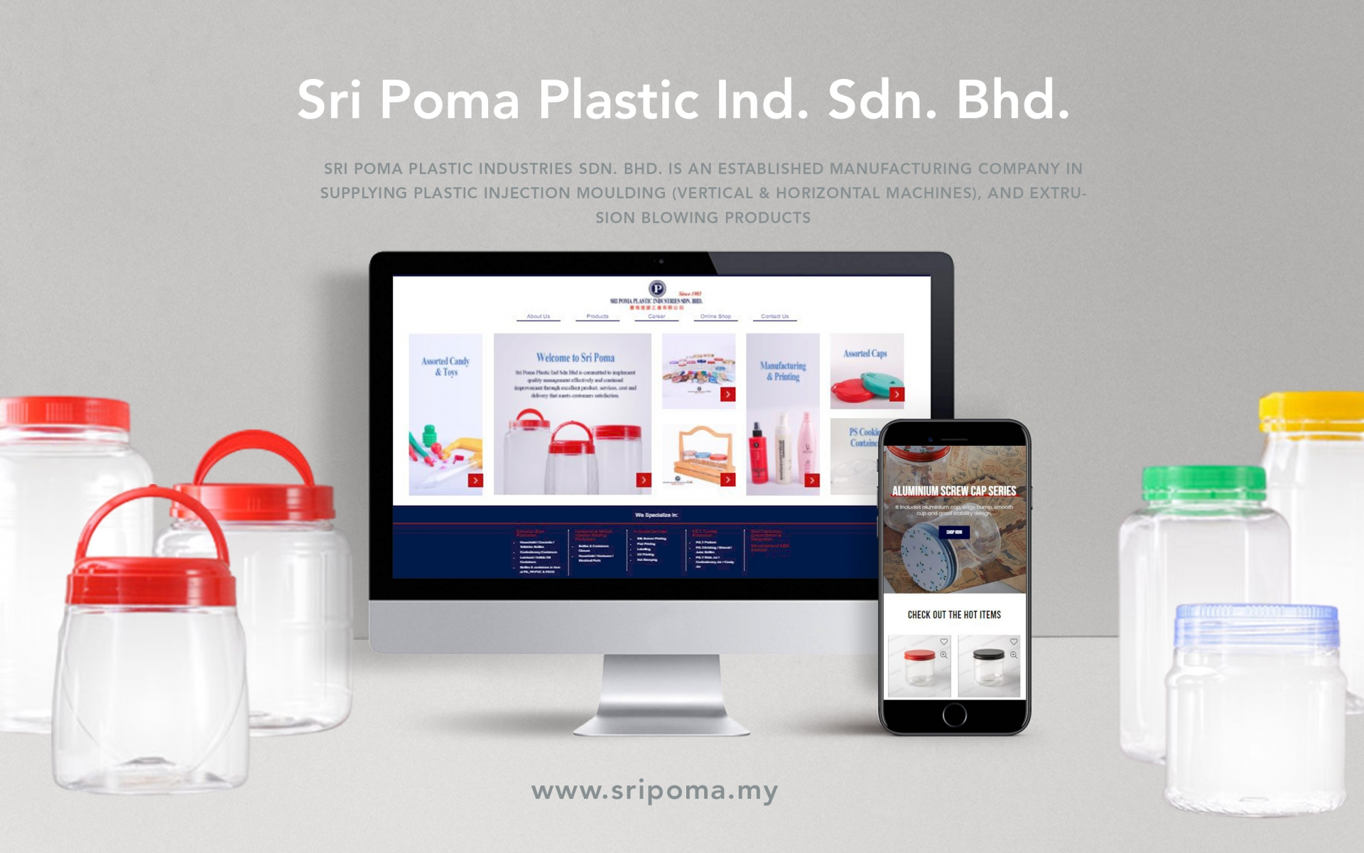"<a href=""http://welcome.sripoma.com"" target=""_blank"">Sri Ploma Plastic Industries Sdn. Bhd.</a>"