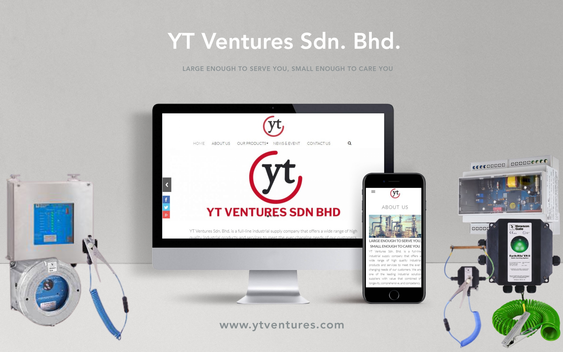"<a href=""http://welcome.ytventures.com"" target=""_blank"">Yt Ventures Sdn. Bhd.</a>"